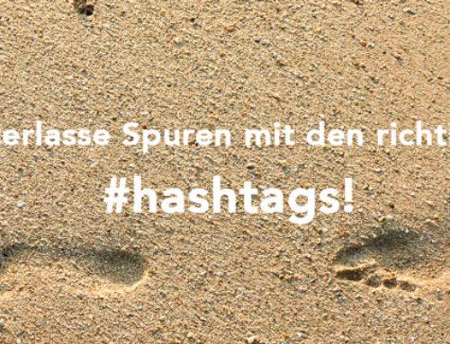 Hashtags – 5 Schritte zum erfolgreichen Einsatz